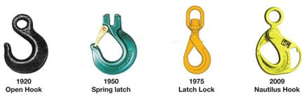 Images of lifting hooks